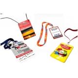 comprar credencial com cordão Osasco