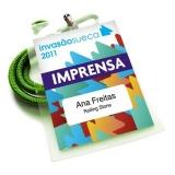 credencial para congressos Interlagos