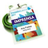 onde comprar credenciais em pvc para eventos de negócios Alto de Pinheiros